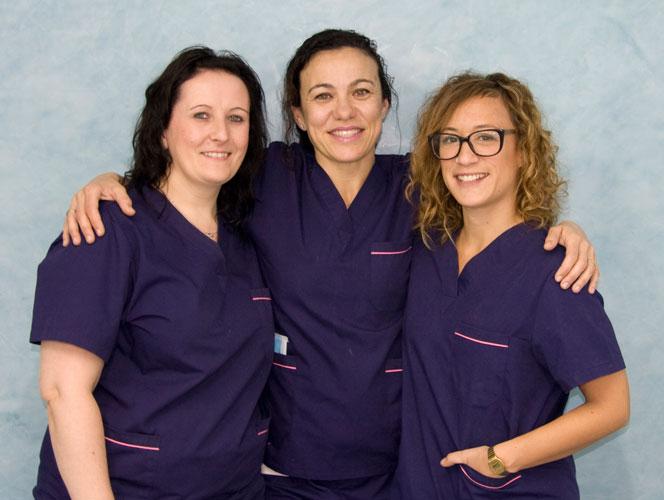 Equipo profesional Clinica Dental en Barcelona